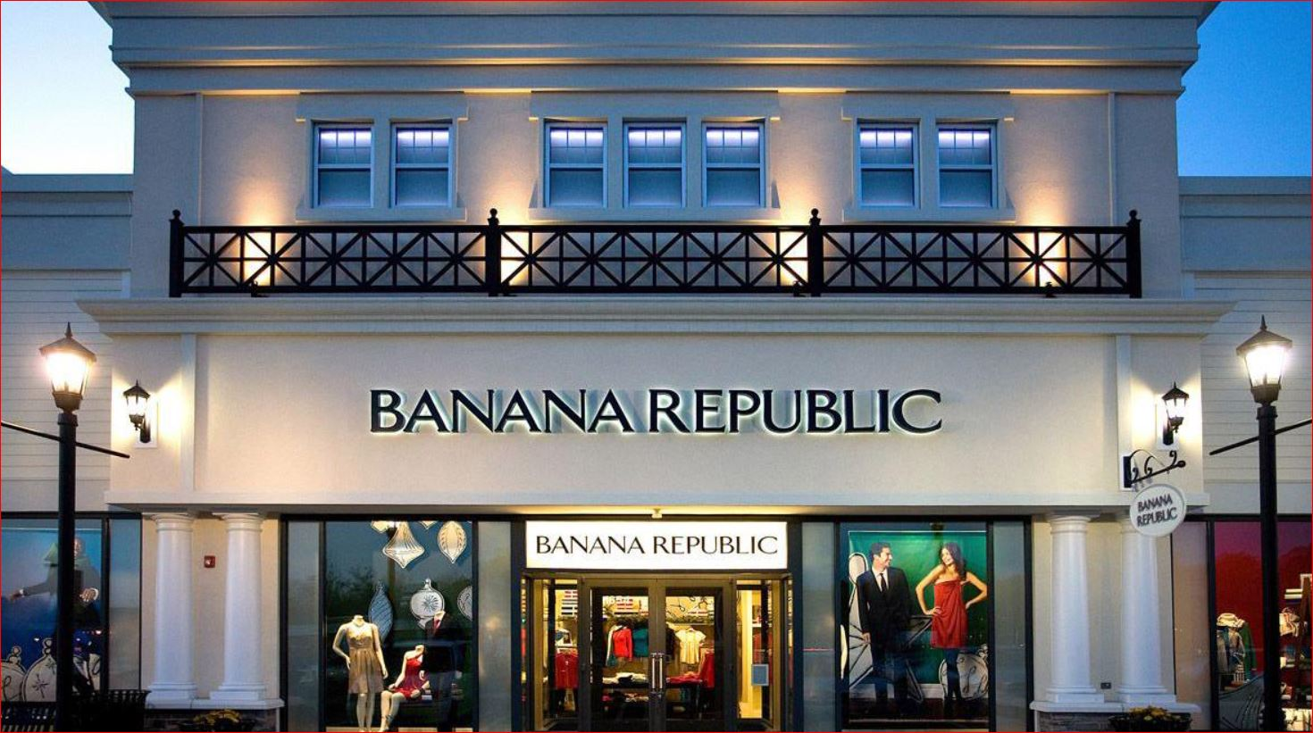 Banana Republic Customer Experience Survey