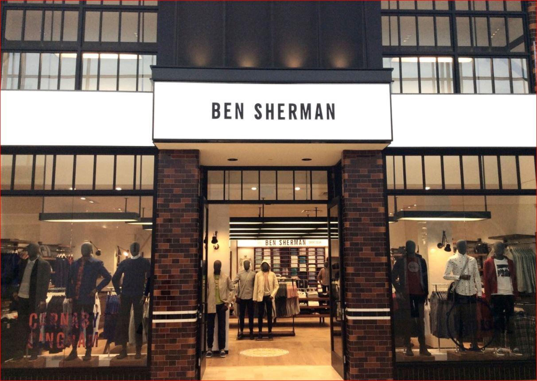 Ben Sherman Guest Feedback Survey