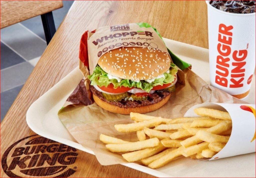 Burger King Experience Survey