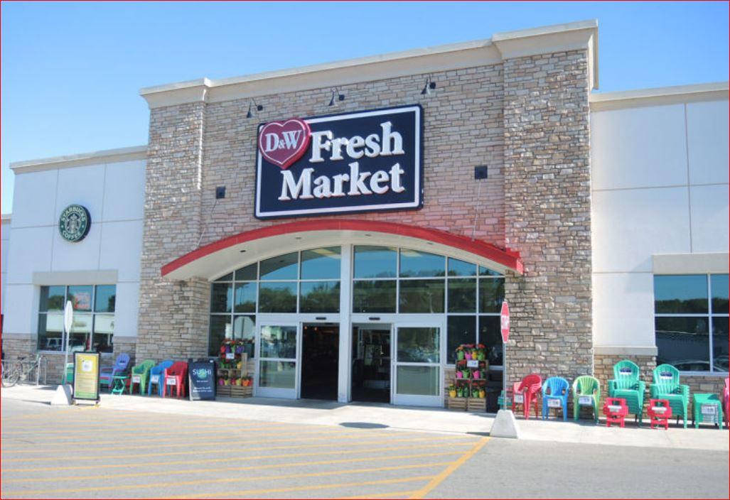 D&W Fresh Market Guest Satisfaction Survey
