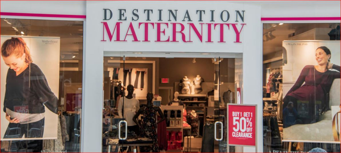 TellDestinationMaternity Survey