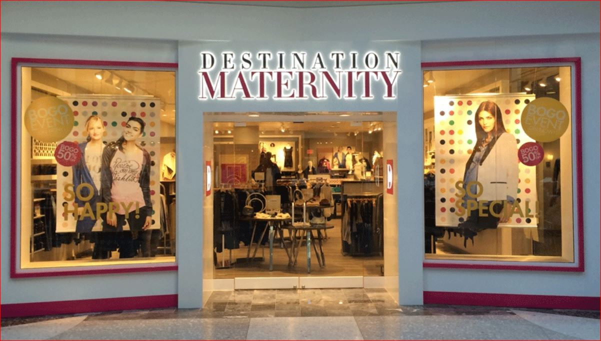 Destination Maternity Customer Feedback Survey