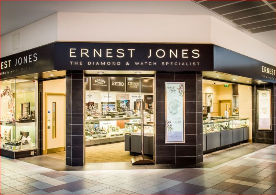 Ernest Jones Feedback Survey
