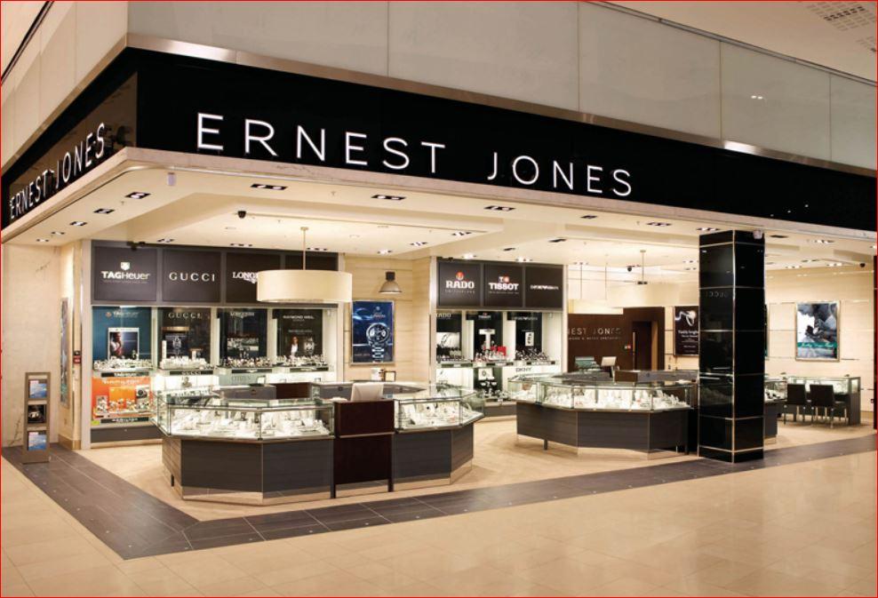 Ernest Jones Guest Feedback Survey