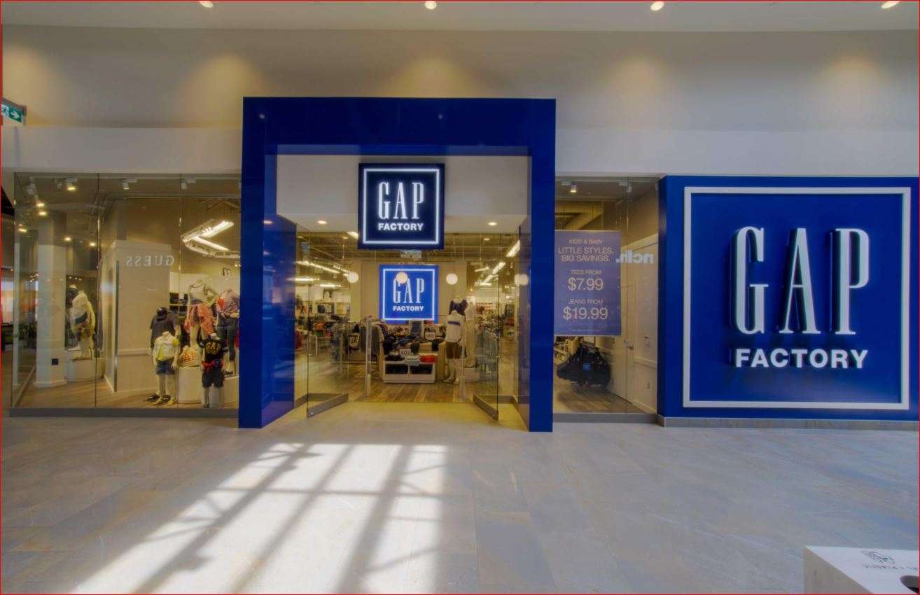 Gap Factory Customer Opinion Survey