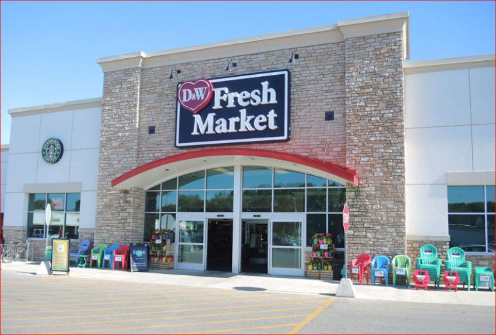 Glen's Fresh Market Guest Feedback Survey