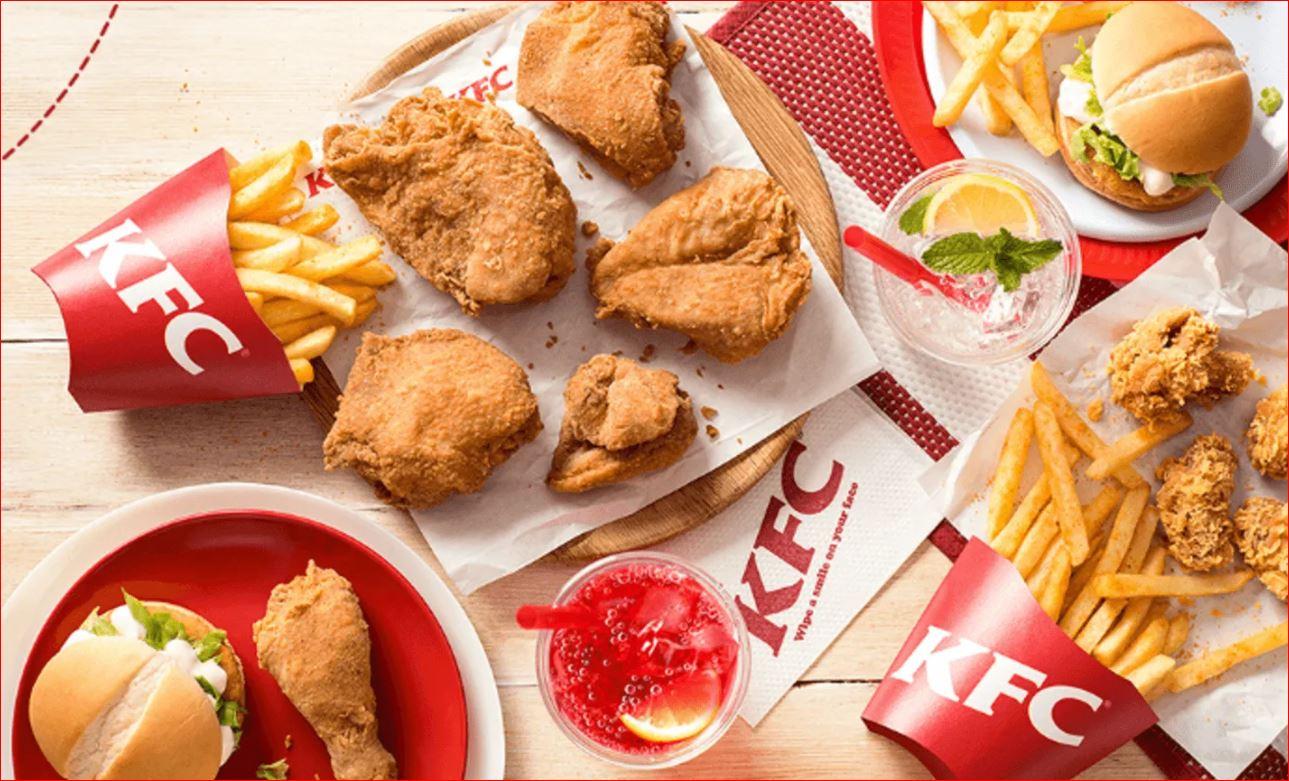 KFC South Africa Guest Feedback Survey
