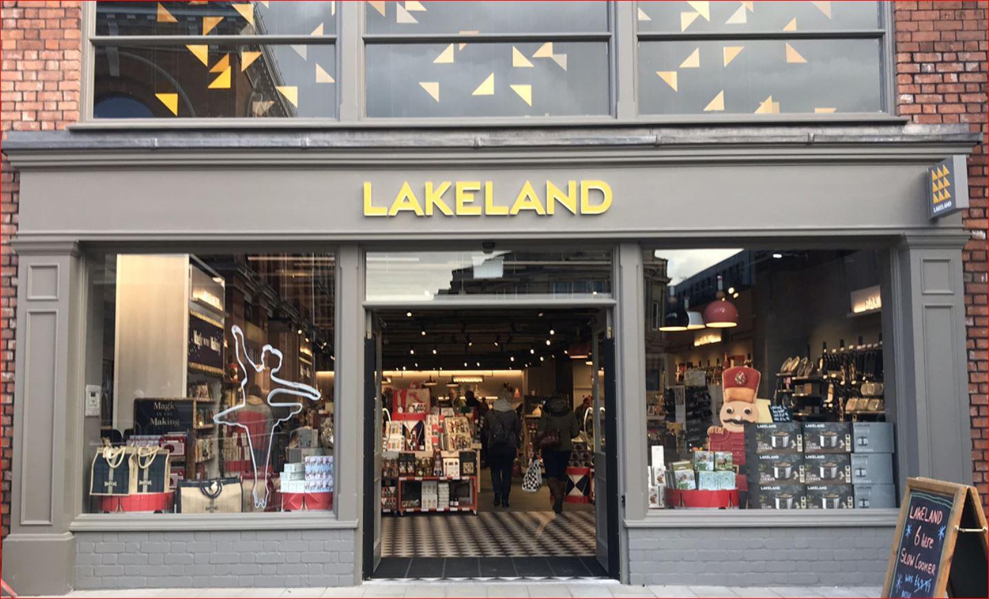 Lakeland Customer Opinion Survey