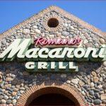 Romano's Macaroni Grill Experience Survey – www.Macaronigrillexperience.com
