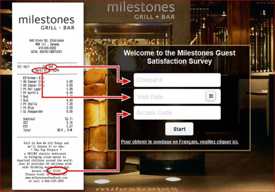 www.milestonesfeedback.com