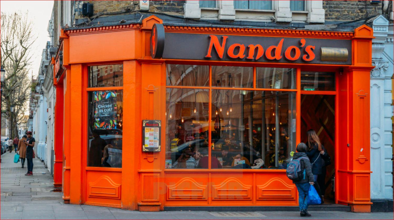 Nandos Guest Feedback Survey