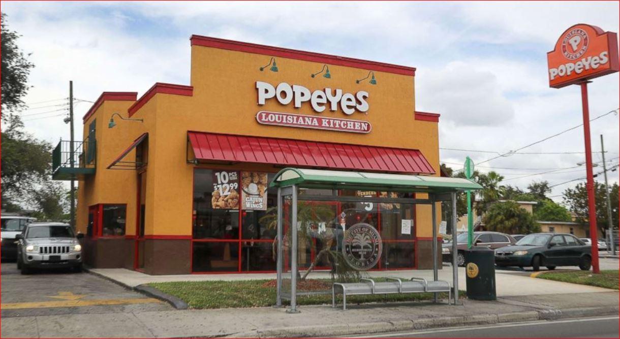 Popeyes Guest Feedback Survey