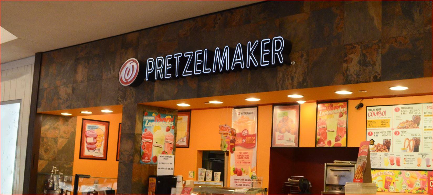 Pretzelmaker Experience Survey