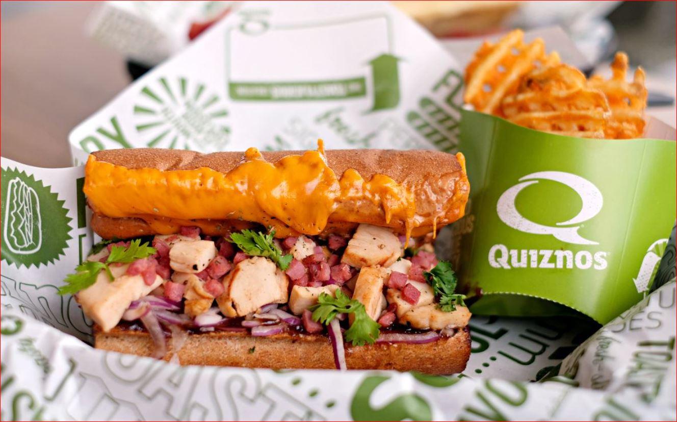 Quiznos Guest Satisfaction Survey