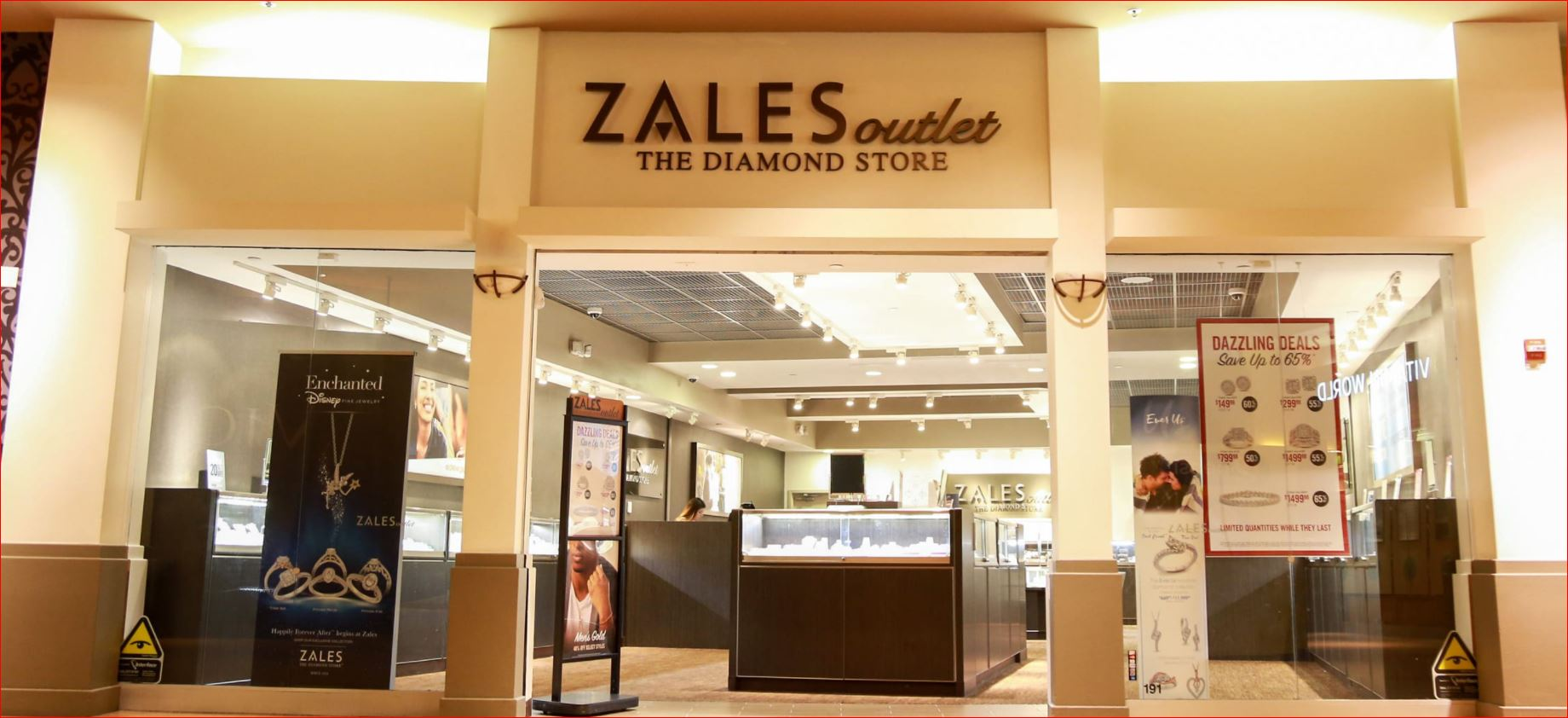 Zales Outlet Guest Feedback Survey