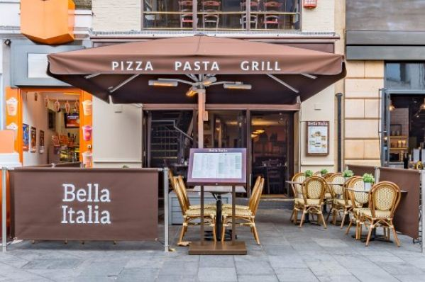 Bella Italia Customer Feedback Survey