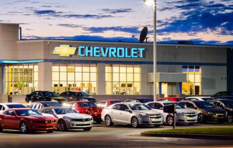 Chevrolet Customer Feedback Survey
