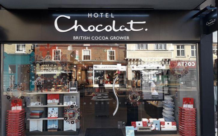 Hotel Chocolat Customer Feedback Survey
