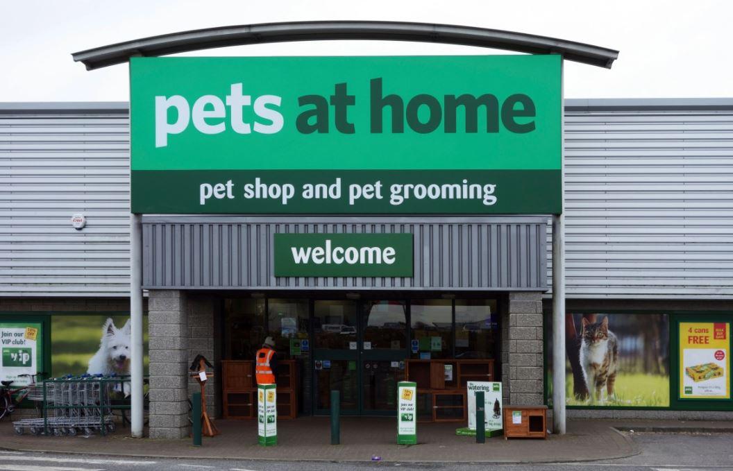 Pets at Home Fish 4 Customer Feedback Survey