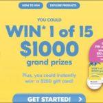 Pharmaprix® CA Spring Contest ― $1000 Prize ― Enter To Win