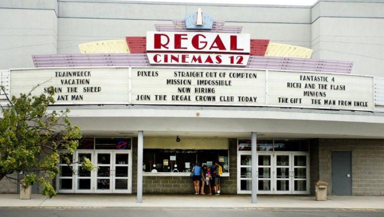 Regal Entertainment Group Customer Feedback Survey