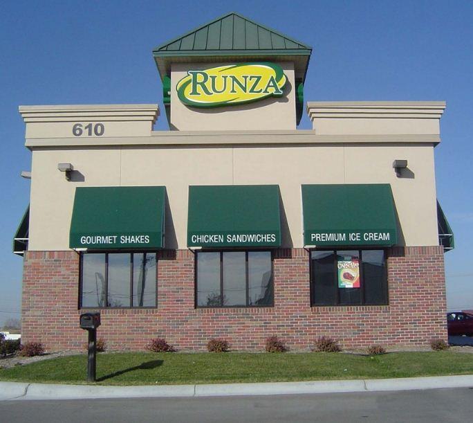 Runza Customer Feedback Survey