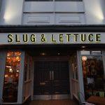 Take Slug and Lettuce Survey At www.Lettuceknow.co.uk