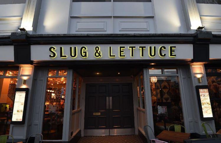 Slug and Lettuce Customer Feedback Survey