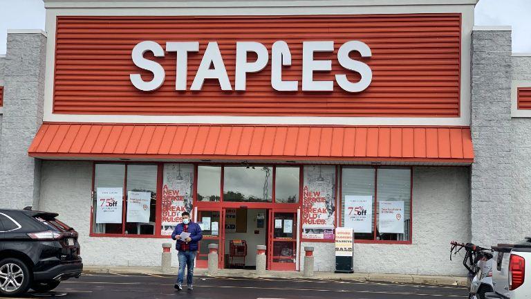 Staples Customer Feedback Survey