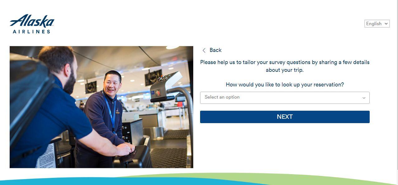 Alaska Airlines Customer Survey