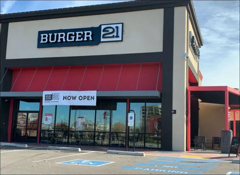 Burger21feedback.com