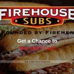 FirehouseListens ― Official Firehouse® Survey ― Win $500
