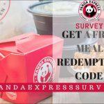 Pandaexpress/feedback Survey Officially at pandaexpress.com/feedback