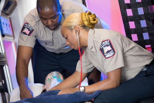 Patriot Ambulance Customer Experience Survey