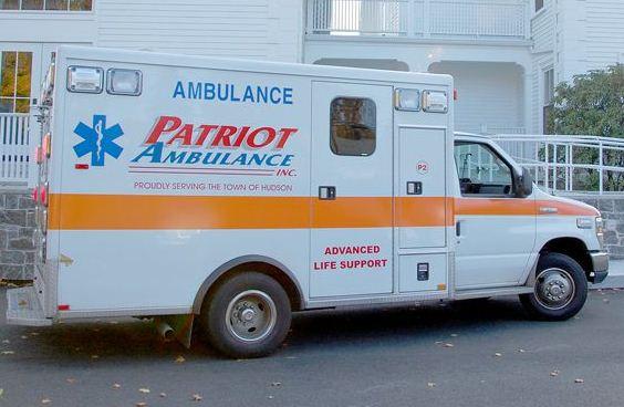 Patriot Ambulance Customer Feedback Survey