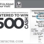 How To Take Taco Bell Canada Customer Satisfaction Survey?