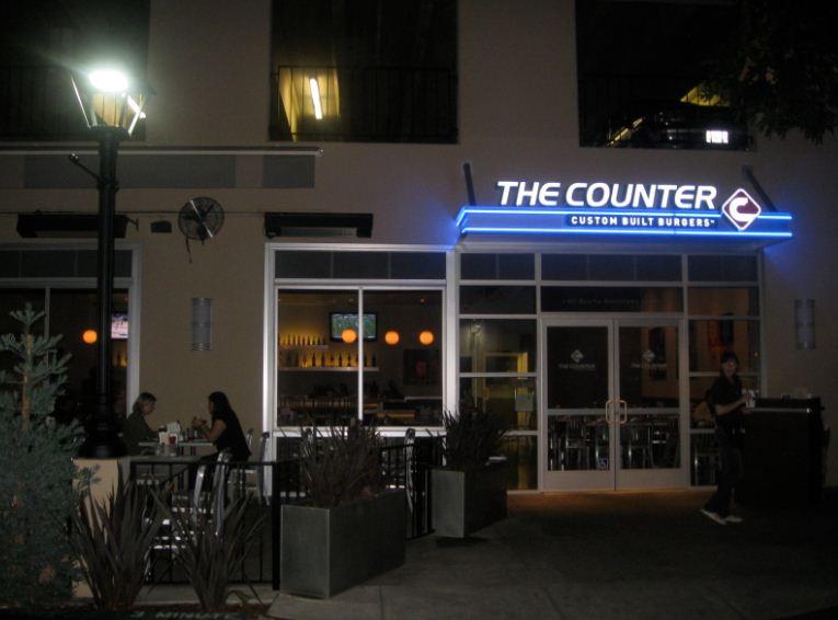 The Counter Customer Feedback Survey