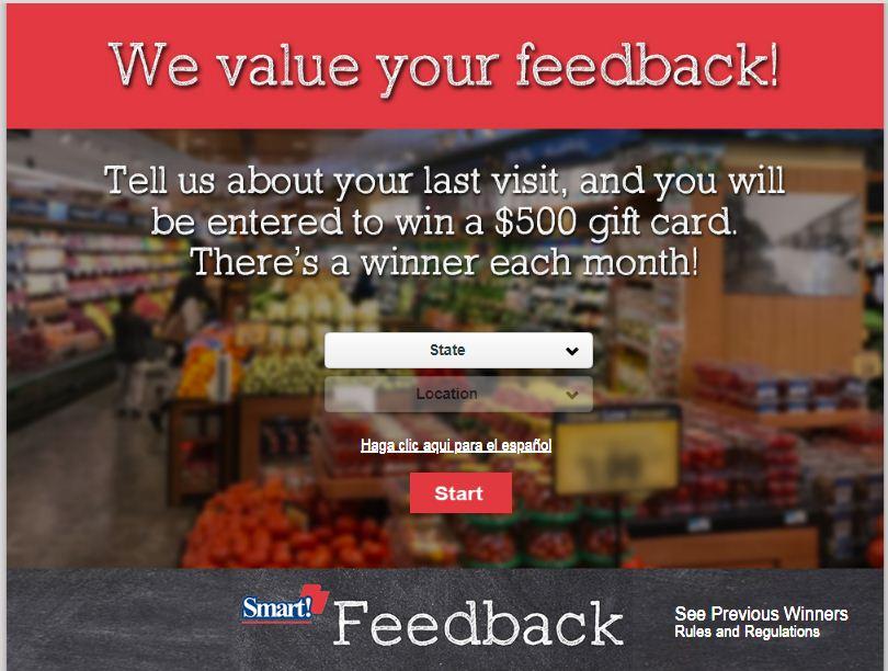 www.foodtownsurvey.com