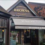 www.browns-survey.com – Browns Restaurant Guest Survey