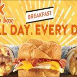 Jack In The Box Breakfast Hours, Jack In The Box Breakfast Menu Prices