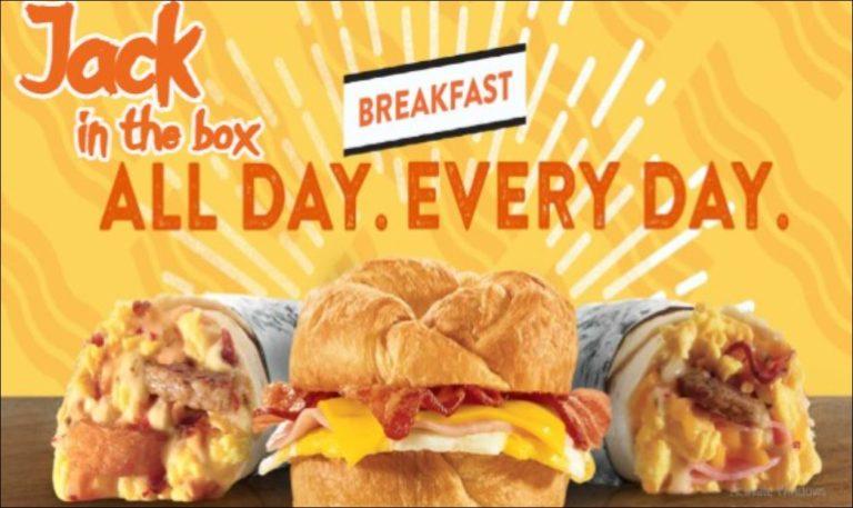 Jack In The Box Breakfast Hours