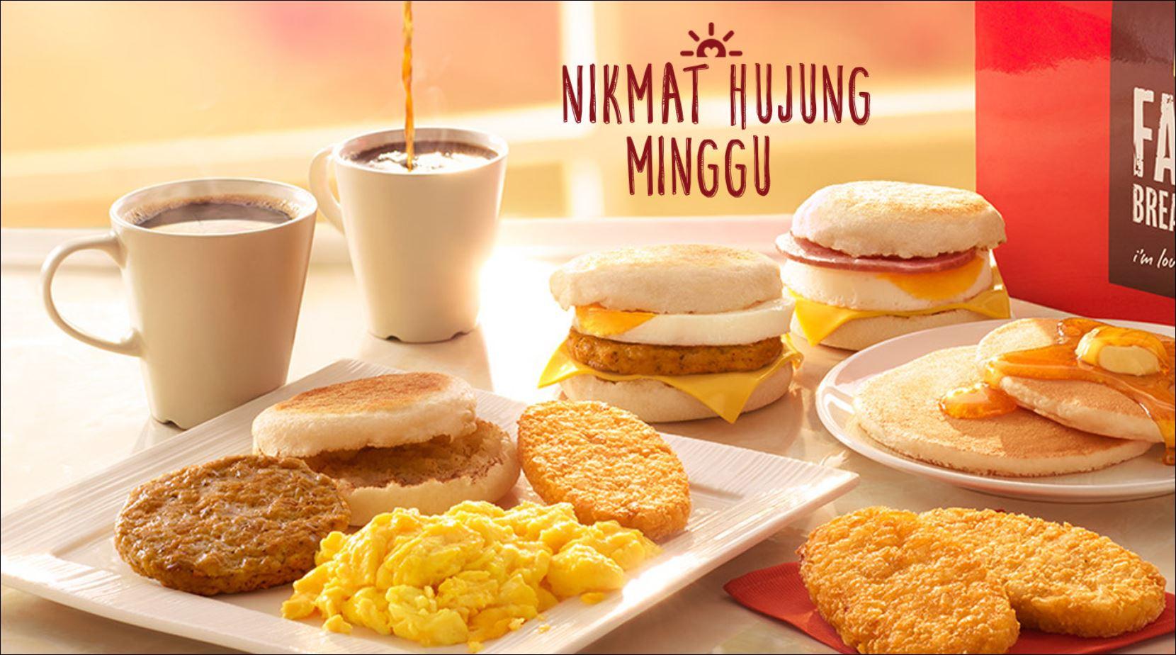 McDonalds Breakfast Hours 2021