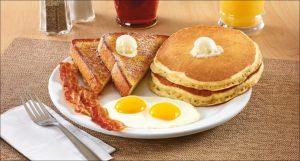Denny's Breakfast Hours 2021