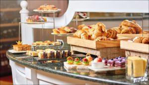 Drury Inn Breakfast Time