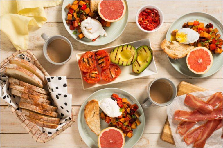 Frischs Breakfast hours