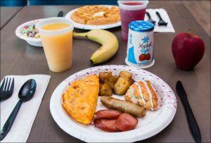 Hampton Inn Breakfast Hours