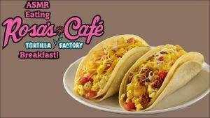 Rosas Cafe breakfast hours