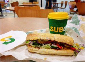 Subway Breakfast Menu Prices