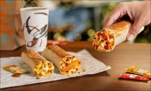 Taco Bell Breakfast Time